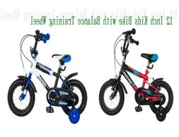 12 Inch Boys Kids Child Bike Bicycle V-brake Rider with Bala