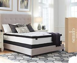 12 Inch Chime Express Hybrid Innerspring Mattress Bed ONLY i