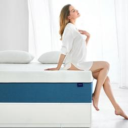 12 Inch Full Size Memory Foam Bed Mattress With More Pressur