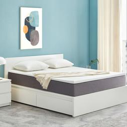 12 Inch Full Size Memory Foam Mattress More Breathable Bed C