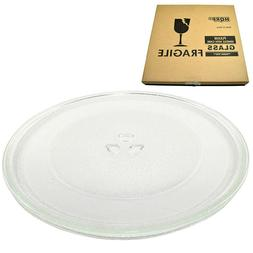 12-inch Glass Turntable Tray fits Whirlpool Microwave Oven W