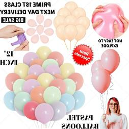 """12"""" inch Pastel balloons, Prime Next day delivery Balloons H"""