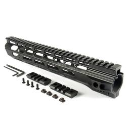 "12"" Inch Super Slim Light M-LOK Aluminum Handguard for .223"