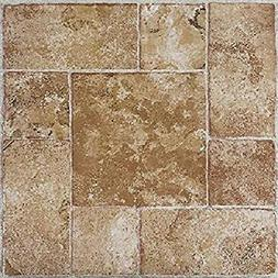 20 Vinyl Floor Tile Nexus Self Adhesive 12x12 Peel Stick, Ma