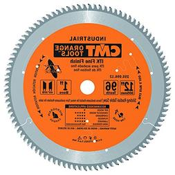 CMT 255.096.12 ITK Industrial Fine Finish Saw Blade, 12-Inch