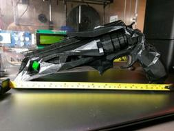 3d printed thorn hand cannon from