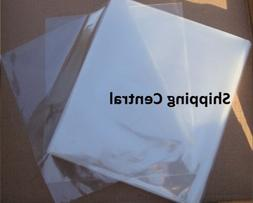8x12 PVC Heat Shrink Wrap Bags Flat Seal Gift Packing 8 inch