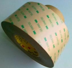 3M 9495le Double Sided VHB Tape, 2 Inches Wide, 12 Inch Stri
