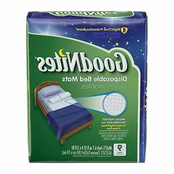GoodNites Disposable Bed Mats, 36 Count