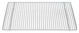 Professional Cross Wire Cooling Rack Half Sheet Pan Grate -