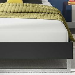 "Queen 8"" Memoir memory foam mattress body shape comfort pres"