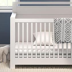 Signature Sleep 2 in 1 Foam & Memory Crib & Toddler Mattress