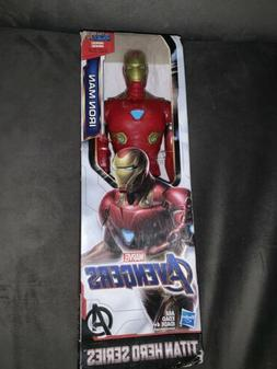 Marvel Avengers: Endgame Titan Hero Series Iron Man 12-Inch
