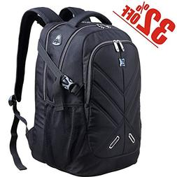 Backpack for Men and Women Fit 17 Inches All 15.6 Inches Lap