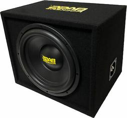 bb12s 12 inch 1200w loaded subwoofer enclosure
