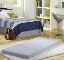 "Simmons BeautySleep Siesta 3"" Memory Foam Mattress: Roll-Up"