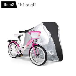 Bicycle Cover - Outdoor Waterproof Anti-Dust Bicycle Wheel C