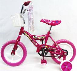 MYBIKE Brand New Girl 12 inch Bicycle Color Pink