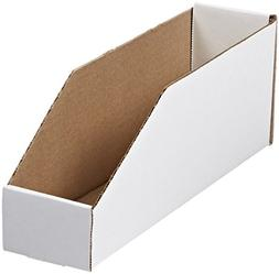 "Aviditi BINEB123 Corrugated Open Top Bin Box, 12"" Length x 3"