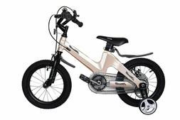 BMX Kids Bike with Dual Disc Brake for Boy and Girl 12 inch