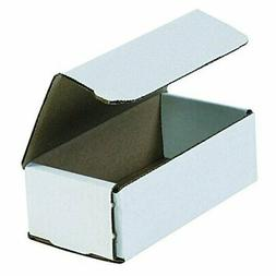 Boxes Fast BFM1264 Corrugated Cardboard Mailers, 12 x 6 x 4