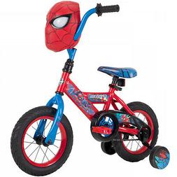 Boys Bicycle 12 Inch Huffy Marvel Spider Man Bike For Kids 3