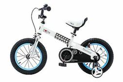 Royalbaby Buttons 12 inch with training wheels
