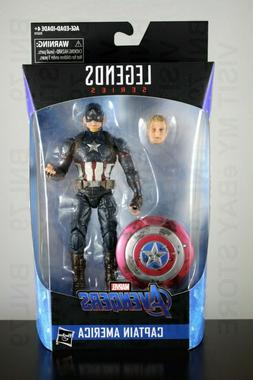 captain america worthy walmart exclusive avengers endgame