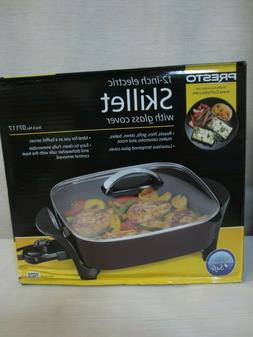 Presto 12-in. Ceramic Electric Skillet