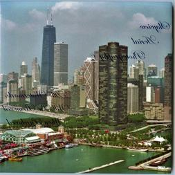 Ceramic Photo Tiles Chicago Tall Ships Pictures Art Gifts Sy