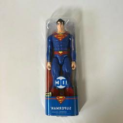 DC Superman 12-Inch Action Figure Spin Master 1st Edition Ne