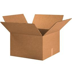 """Boxes Fast 20"""" x 20"""" x 12"""" Double Wall Corrugated, Heavy-Dut"""
