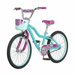 "Schwinn Elm Girl's Bike with SmartStart, 12"" Wheels, Teal"