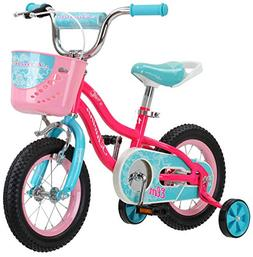 "Schwinn Elm Girl's Bike with SmartStart, 12"" Wheels, Pink"