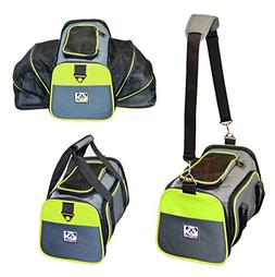Peak Pooch - Expandable Foldable Airline Approved IATA Carry
