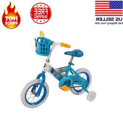 "Huffy 12"" Disney Pixar Finding Dory Bike with Training Wheel"
