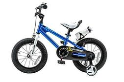 Royalbaby Freestyle Kid's Bike, 12 inch with Training Whee