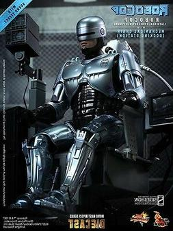 HOTTOYS FROM THE 1987 MOVIE ROBOCOP/WITH MECHANICAL CHAIR 12