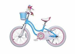 Girls Bike with Training Wheels and Basket Best Gifts for Gi