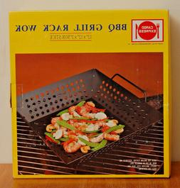 Grill Wok by Cargo Express Non Stick Finish 12 inch square b