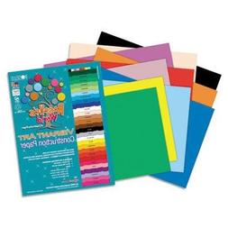 Roselle Heavyweight Construction Paper, 58 Lbs., 18 X 24, As