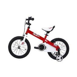 "Royalbaby Kids Honey Bike, 12"", Red"