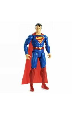 DC Comics Justice League SUPERMAN True Moves 12 inch Action