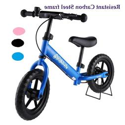 Kids Balance Bike No-Pedal Learn To Ride Pre-Bike Adjustable