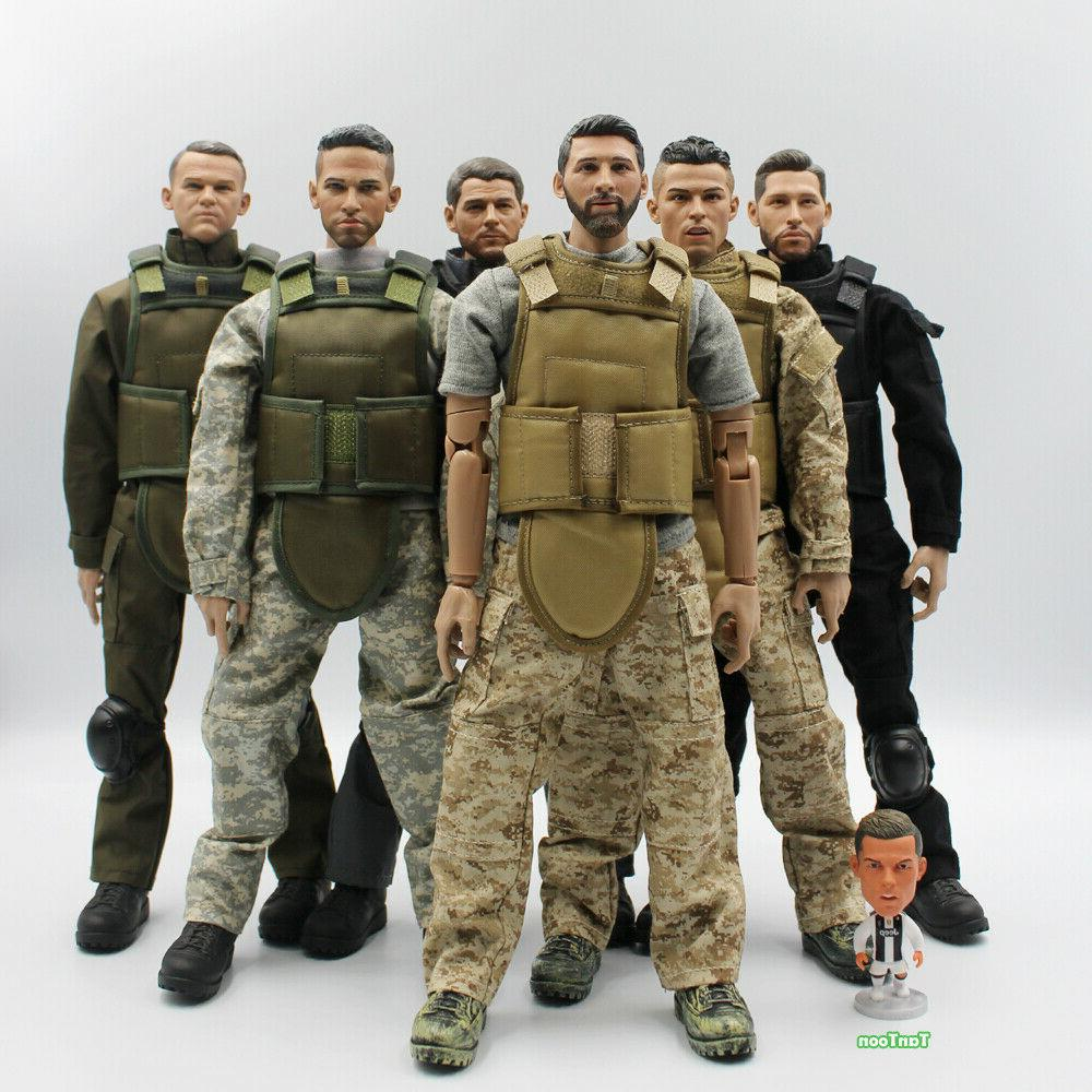 1/6 Scale Soldier toys dolls