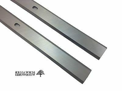 "12-1/2"" inch Planer Knives for Grizzly Planer model - of"