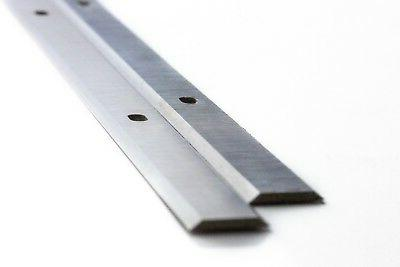 "12-1/2"" inch Planer Blades Knives Model AP-12 Set of"