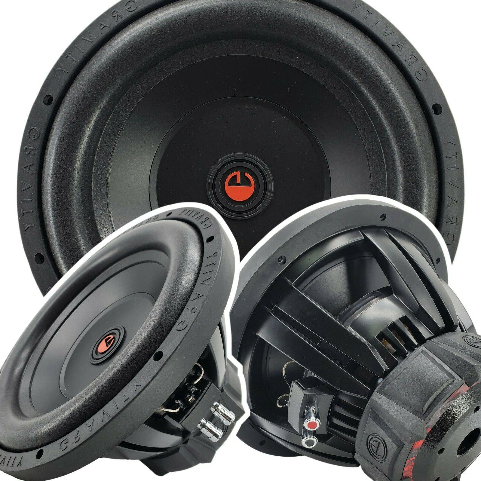 12 inch 3000 watt car audio subwoofer