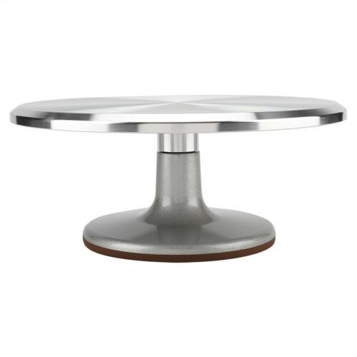 12 inch Turntable Decorating Stand Pastry