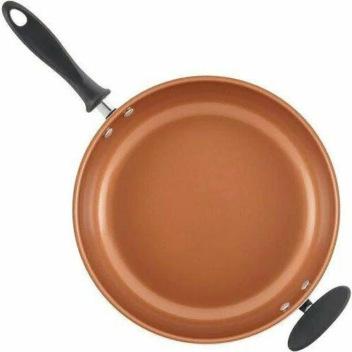 12 Nonstick Skillet with 5